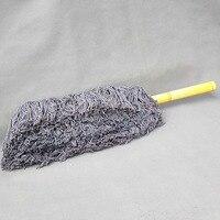 Cotton Tweezer Brush Dusting Wood Handle Wax Brush Dust Car Wash Brush
