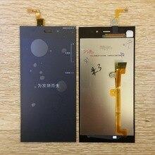 Оригинальный ЖК-Дисплей + Сенсорный Экран Планшета Ассамблея С Рамкой Для Xiaomi m3 mi3 сяо mi WCDMA Бесплатная доставка