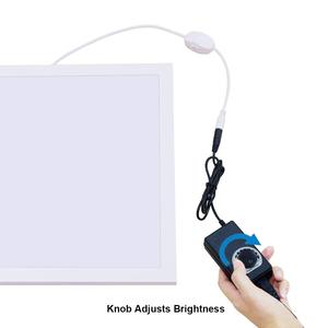 Image 5 - Mini 23cm/8Inch Photo Studio LED Light Box Photography Shadowless Panel Dimmable Softbox Bottom Light for Jewelry Cosmetic Craft
