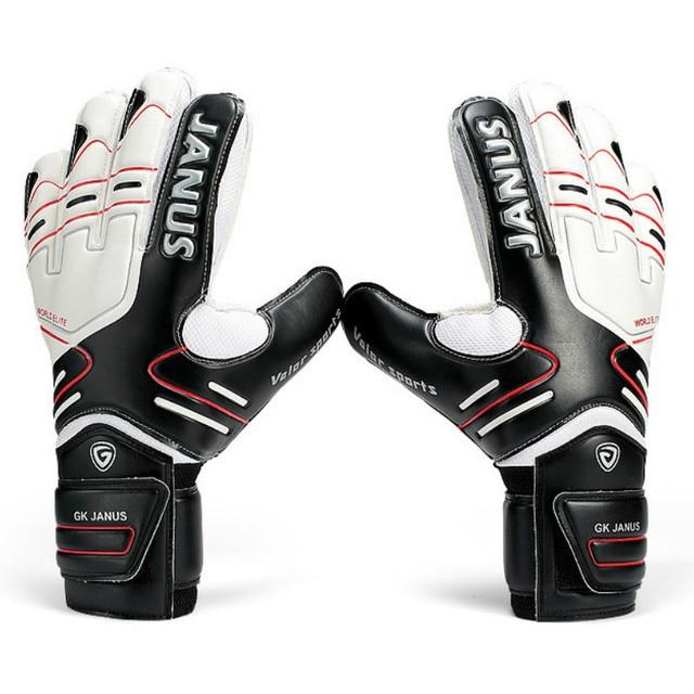 Professional Adult Children Goalkeeper Gloves Finger Protection Thicken Latex Soccer Football Goalie Gloves Goal keeper Gloves