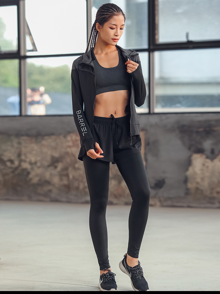 Custom Yoga/Running Jacket 16