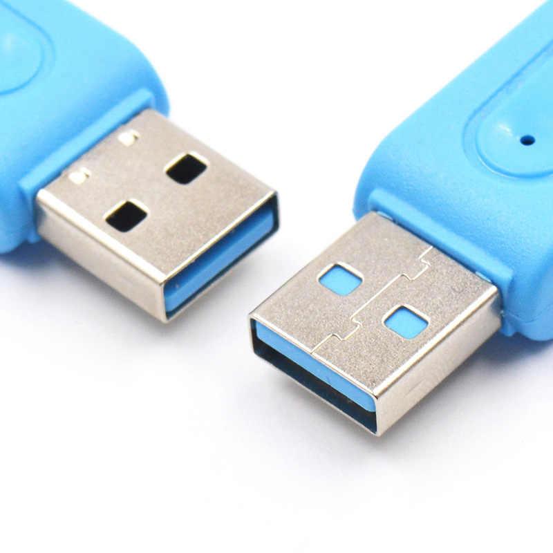 2 قطعة 2 في 1 USB OTG قارئ بطاقات مايكرو يو إس بي متعدد الأغراض OTG TF/قارئ البطاقات SD تمديد الهاتف رؤوس المصغّر USB OTG محول دروبشيب