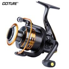 Goture Metal Spinning Fishing Reel 6BB Superior Wheel for Freshwater Saltwater Fishing 500 1000 2000 3000 4000 6000 Series