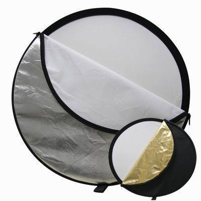 Portable folding 5 1 reflectors 110cm portable mydyicat 8 110cm