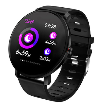 K9 Smart watch IP68 waterproof Full Touch IPS Color Screen Heart rate monitor Fitness tracker Sports Men women smartwatch image