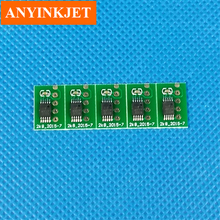 High quality Permanent ARC Chip For HP 72 T610 T620 T1100 T2300 T770 T790 T795 T1120 T1200 T1300 Printer цена