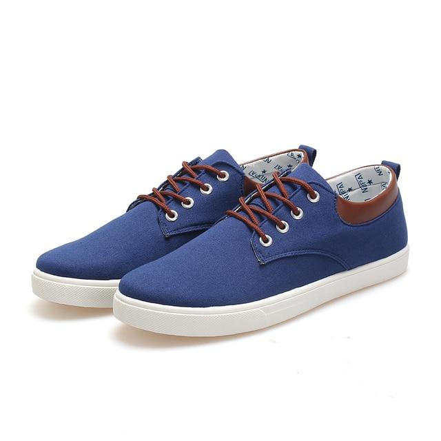 official photos 65b76 088ac shoes men 2016 canvas new shoe zapatos hombre mens chaussure fashion ...