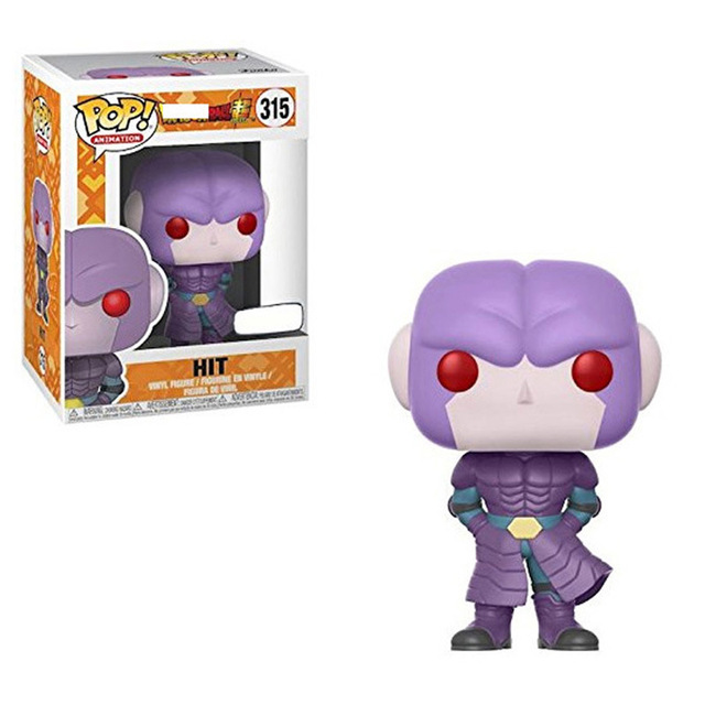 FUNKO POP Anime Dragon Ball Super - HIT Action Figure PVC Collection Model Toy 1