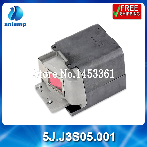 Фотография High quality replacement projector lamp bulb 5J.J3S05.001 for MS510 MX510 MW512 MX511