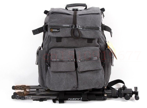 New NGW5070 NG W5070 Walkabout 5070 doubleshoulder DSLR Camera case Rucksack Backpack Laptop bag exempt postage ems national geographic ngw5070 ng w5070 walkabout 5070 doubleshoulder dslr camera rucksack backpack laptop bag
