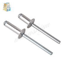50/100 шт M2.4 M3.2 M4 M5 GB12618 алюминиевый Mushroon головка Break оправки слепые заклепки для ногтей для заклепок Pop Rivets для мебели автомобиля летательный аппарат