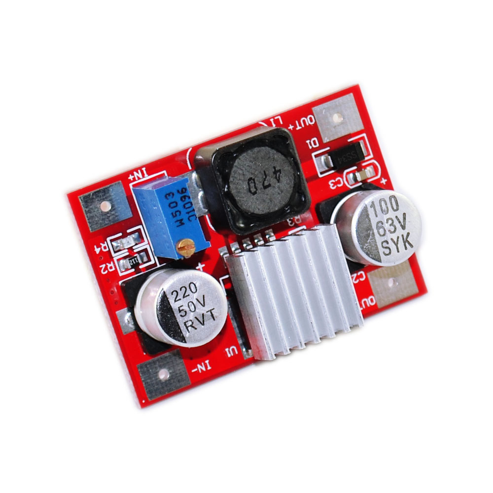 Dc Boost Lm2577 Converter Step Up Module 35 35v To 5 56v 3a Max Circuits Apmilifier 5v 12v Voltage With Light In Regulators Stabilizers From Home Improvement On