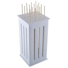 16 бамбука решений коробка Барбекю satay кебаб кабоб Шиш shaslick yakatori Шиш Maker Шампуры гриль мясник