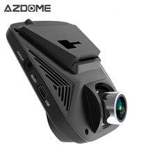 Azdome A305 Видеорегистраторы для автомобилей Wi-Fi Новатэк 96658 Full HD1080P автомобиля Камера 2.45 дюйма IPS G-Сенсор автомобиля видео Регистраторы тире cam