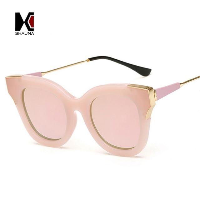 Women Cat Eye Sunglasses Brand Designer