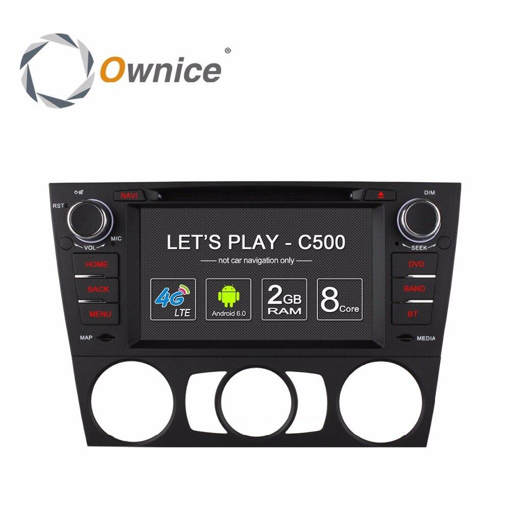 Ownice C500 Vehicle On Board Computer Unit font b GPS b font Auto DVD Multimedia Video