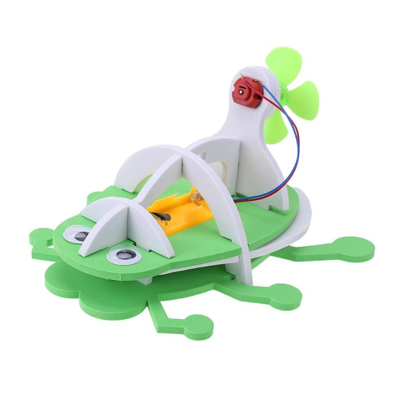Children Kids Students Intellectual Toy Insect Boat ...