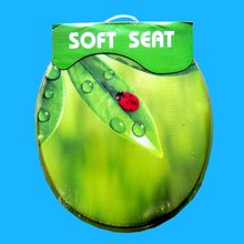 "toilet lid beetle soft toilet seat warm 2016 high quality toilet seat cover set  sponge  fashion 17"" toilet seat"