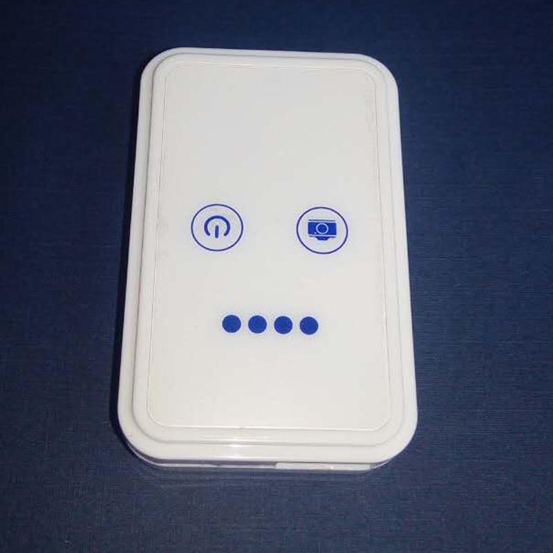 WIFI ყუთი უსადენო - პორტატული აუდიო და ვიდეო - ფოტო 1