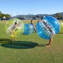 Подгонянный 1,5 м надувной мяч костюм, пузырь футбольный костюм, пузырь футбольный костюм, Горячая ПВХ Зорб надувной мяч