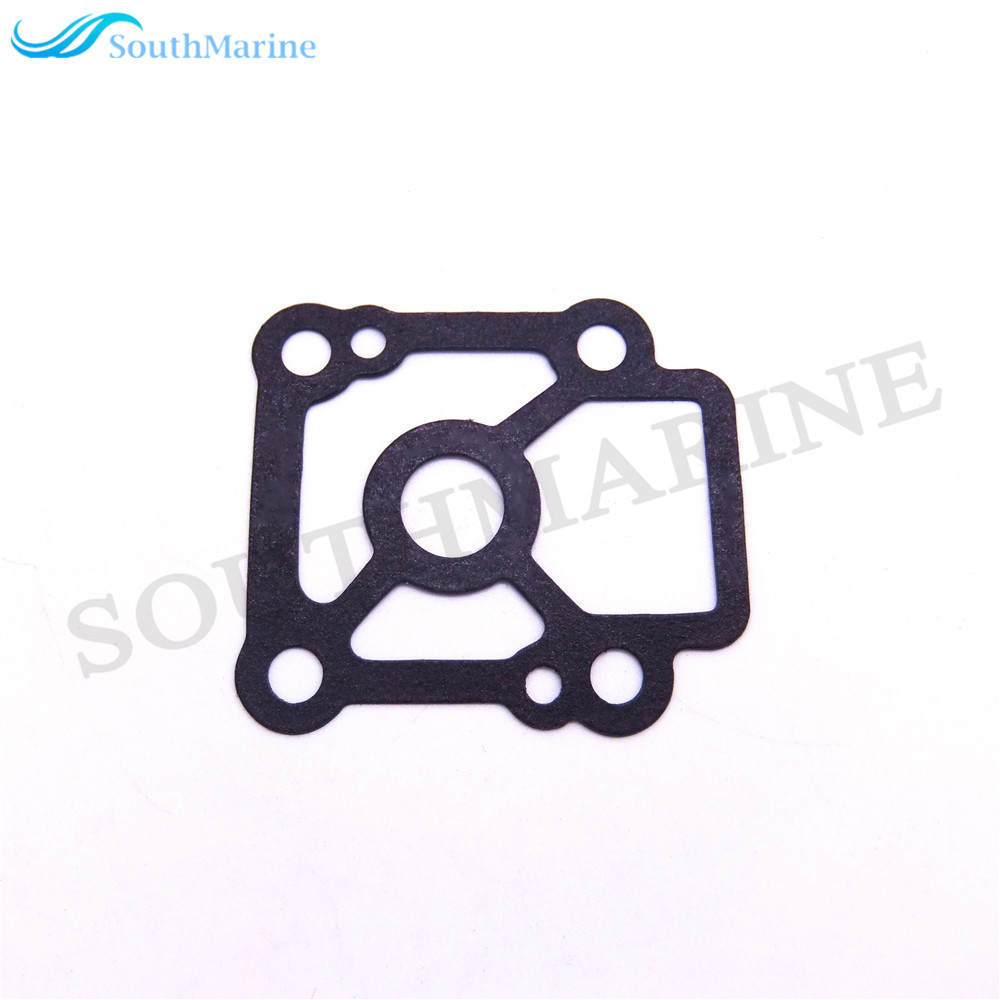 Boat Engine 3B2-65029-1 3B2650291M Water Pump Plate Gasket For Tohatsu Nissan Outboard Motor MFS8 MFS9.8 NSF8A NSF9.8A