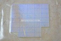 2x RGB Lente Laser Óptico Passe Verde Passe Red & Refletir Azul 15x10x1.1mm