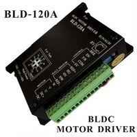 BLDC Motor Driver Controller 120W 12V 30V DC Brushless DC Motor Driver BLD 120A