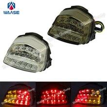 Waase Хвост тормозной поворотники светодиодные лампы для 2008 2009 2010 2011 2012 2013 2014-2016 Honda FIREBLADE CBR 1000 RR CBR1000RR