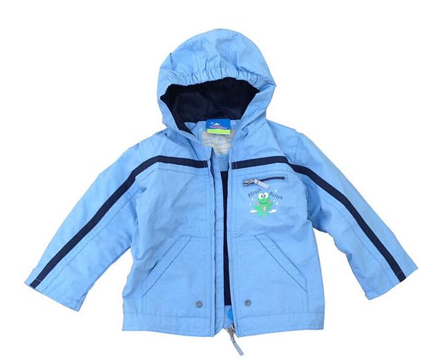 Topolino Marca, bebé chaqueta a prueba de viento, nuevo 2016, invierno ropa de bebé niño, bebé prendas de vestir exteriores de ropa para 6 M-24 M