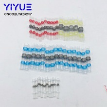 40Pcs 4 Sizes Shrinkage Solder Sleeve Heat Shrink Tube Wire Terminal Connectors Waterproof
