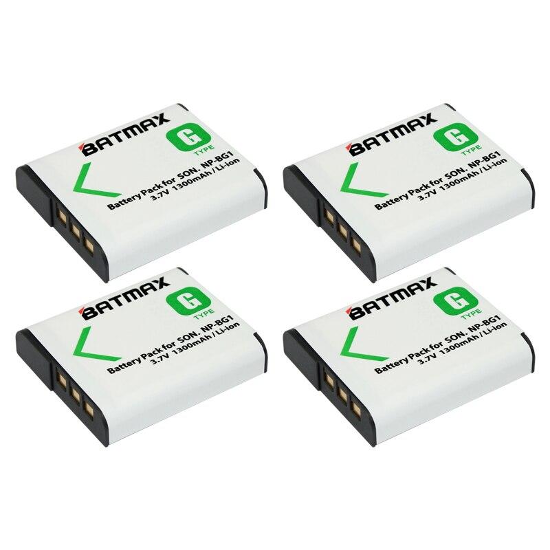lcd para sony dsc-h3 dsc-h7 Bateria Model : Np-bg1 NP Bg1 Npbg1 Np-fg1 1300mah Rechargeable Bateria