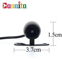CCD Универсальная автомобильная камера заднего вида обратный резервный обзор Реверсивный парковочный комплект Бабочка водонепроницаемый датчик ночного видения