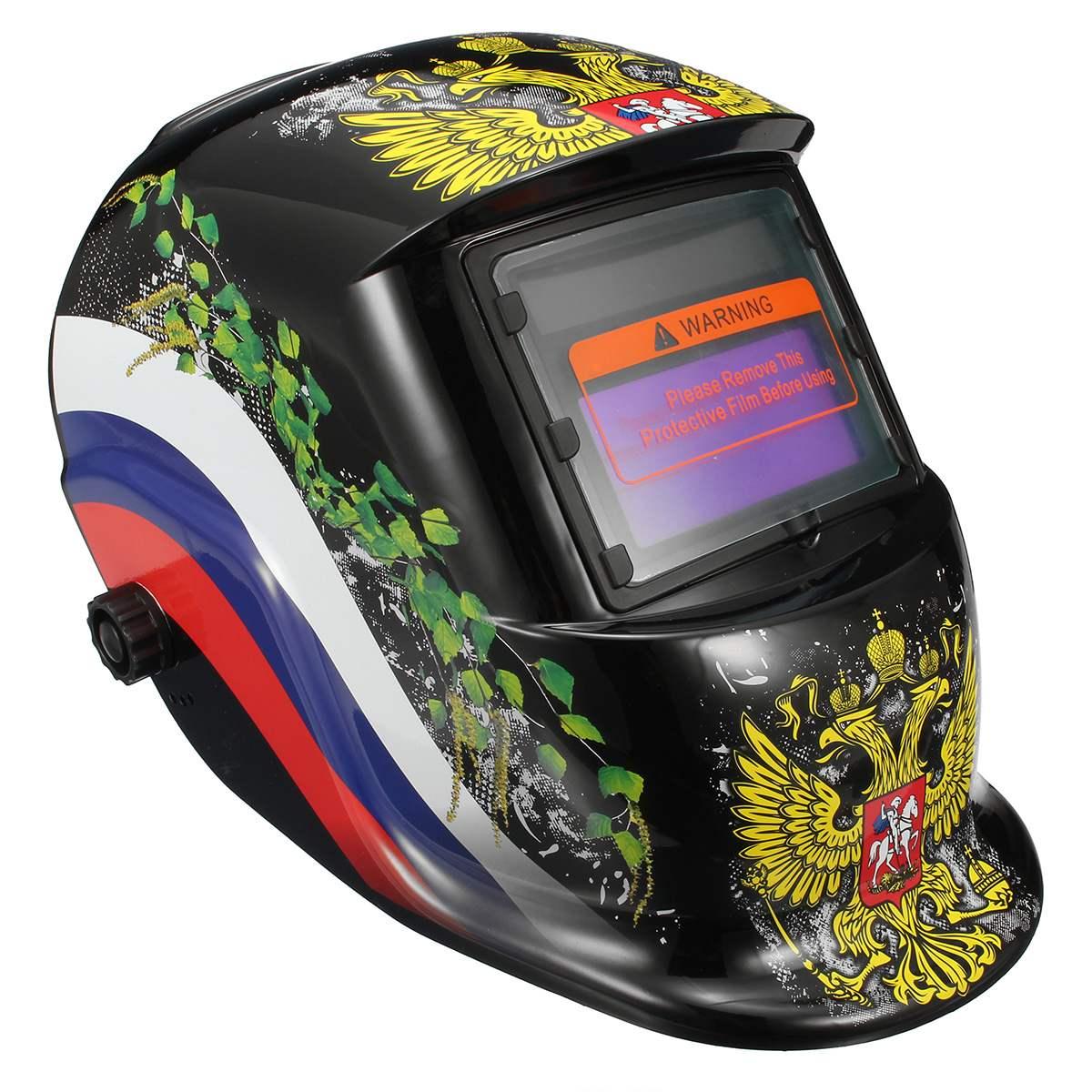 New Arrival Solar Auto Darkening Welding Welders Helmet Tig Mask Grinding Welder Masks цены