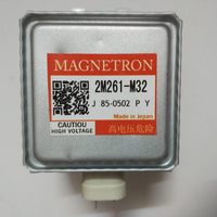 Transformer Microwave Oven Parts Microwave Oven Magnetron 2M236 M32 2M261 M32 2M236 M42 Common Refurbished Magnetron