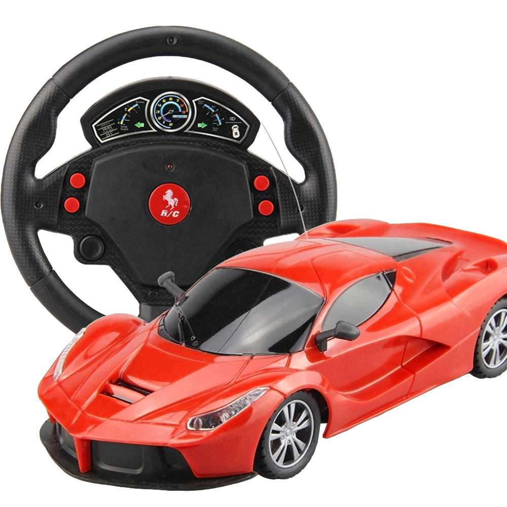 RC Car Toys For Children New Year Gifts 1:24 Steering