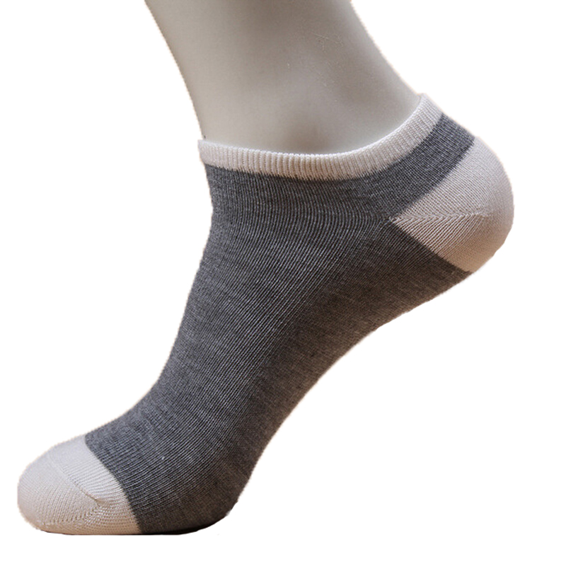 5Pairs Men's Socks Casual Low Cut No Show Ankle Socks For Men Novelty Socks Short Breathable Invisible Slippers Meias Calcetines
