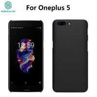 Oneplus 5 Case One Plus 5 Cover Case Original NILLKIN Super Frosted Shield For Oneplus5 A5000