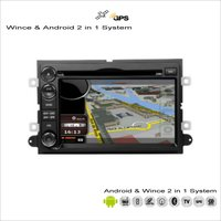 For Mercury Montego Mountaineer Monterey Milan Sable Car Radio CD DVD Player GPS Navigation Wince Android