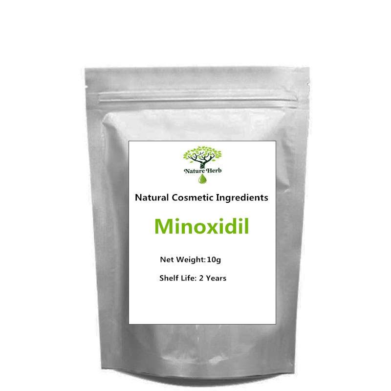 Best Quality Hair Regrowth Raw Material Minoxidil Powder 10g~1000g