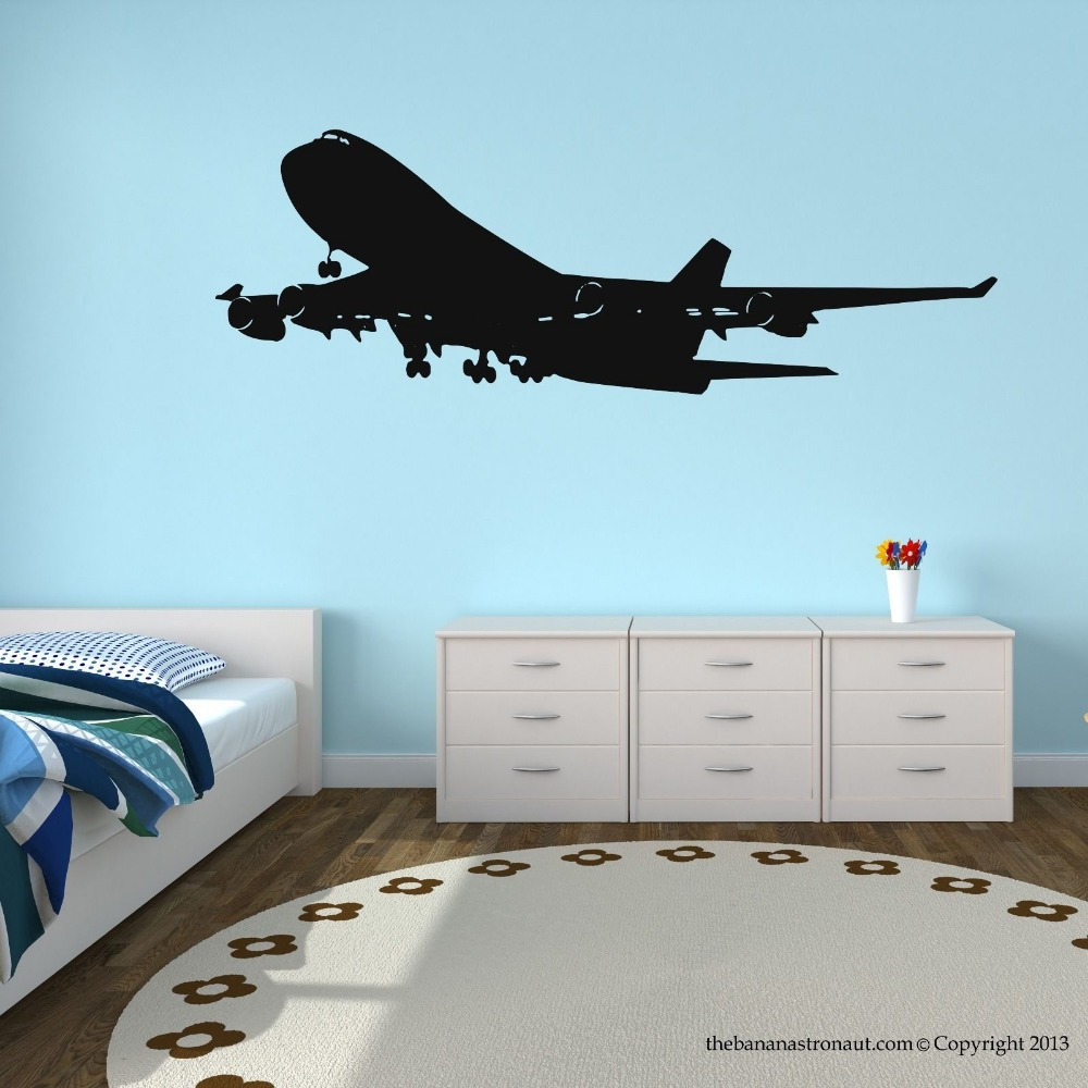 Compare Prices On Airplane Vinyl Online ShoppingBuy Low Price - Vinyl wall decals airplane