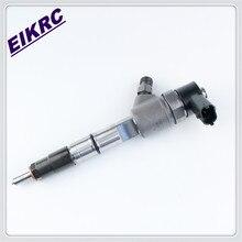 EIKRC de alta calidad 0445110454/0445110623/0445110422/0445110494/0445110318/0445110355 inyector para riel para Bosch