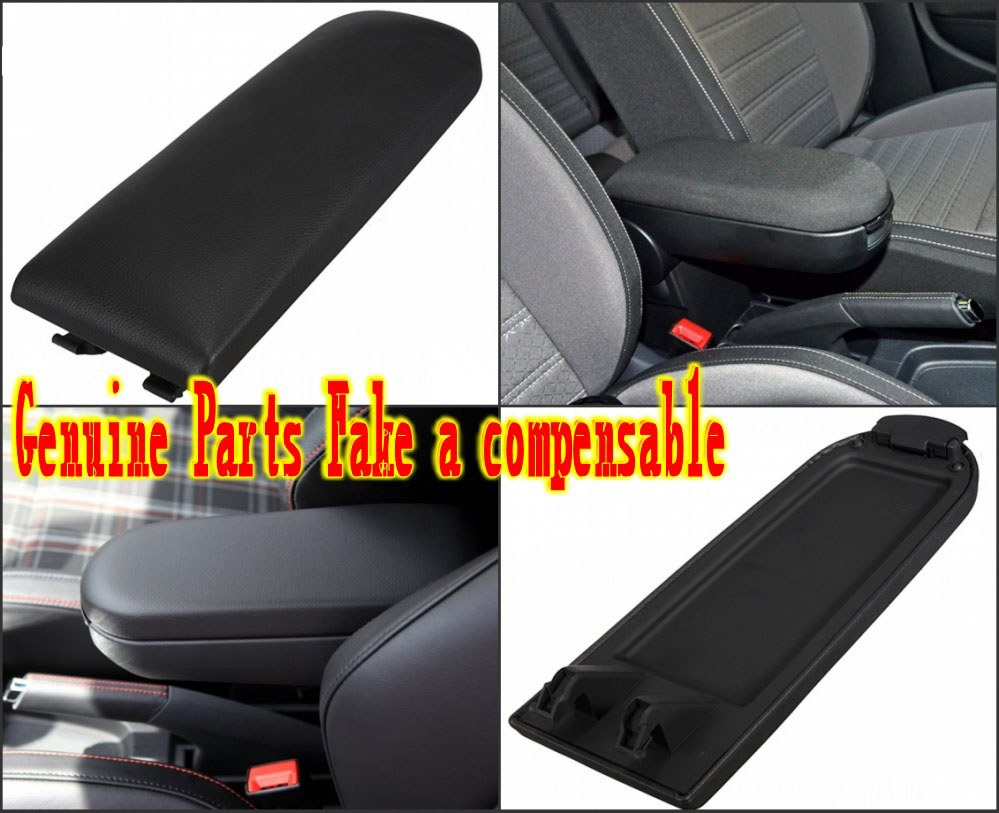 GOLF BORA MK4 Fabia R32 New POLO 6R 9N 9N3 ALLROAD PASSAT B5 BEETLE LAVIDA Seat ibiza 6J Center console car armrest cover