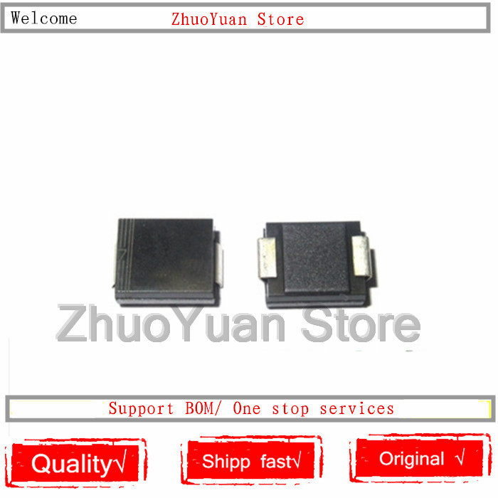 10PCS/lott SK510C SK510 DO-214AB IC Chip New Original In Stock