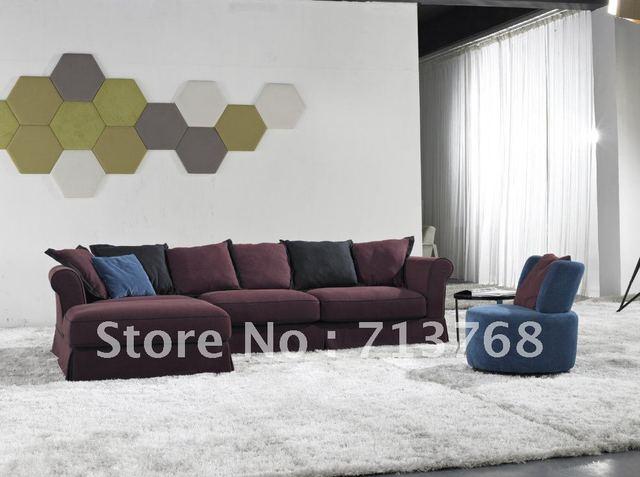 Moderne Mobel Wohnzimmer Stoff Sofa Sectiona Waschbar Ecksofa In