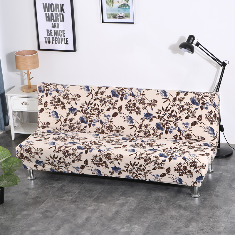 1piece Flexible Folding Sofa Bed Cover Floral Printing Slipcovers Simple Install Recliner Sofa Cover suit for Length 160 to195cm1piece Flexible Folding Sofa Bed Cover Floral Printing Slipcovers Simple Install Recliner Sofa Cover suit for Length 160 to195cm