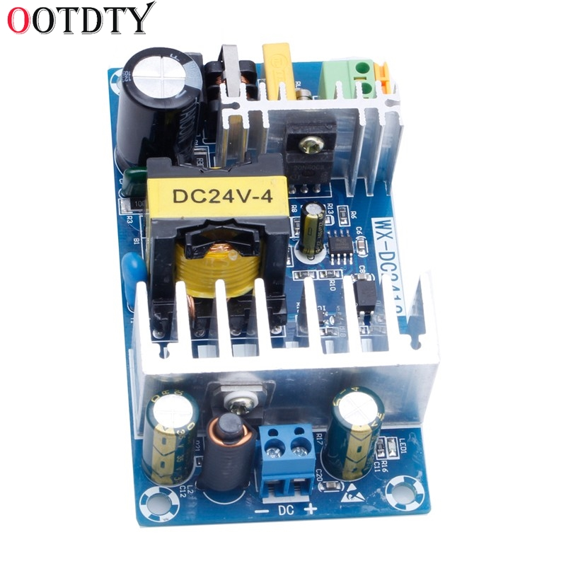 Power Supply Module AC 110v 220v to DC 24V 6A AC-DC Switching Power Supply Board ac dc ac dc for those about to rock we salute you lp