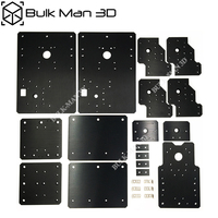 High Precision WorkBee CNC Plates Sets for WorkBee CNC Wooding Router Machince Screw and Belt Driven