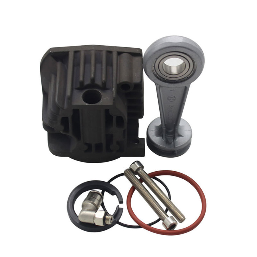 Air Compressor Cilinderkop & Zuiger Ring Reparatie Kits Voor Audi A6 C6 Q7 Vw Touareg Bmw X5 E53 range Rover L322 Cayenne