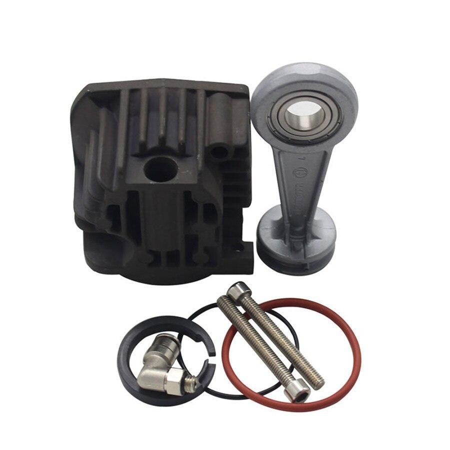 Pompa sprężarki powietrza głowica cylindra i pierścienie tłokowe zestawy naprawcze dla Audi A6 C6 Q7 VW Touareg BMW X5 E53 Range Rover L322 Cayenne