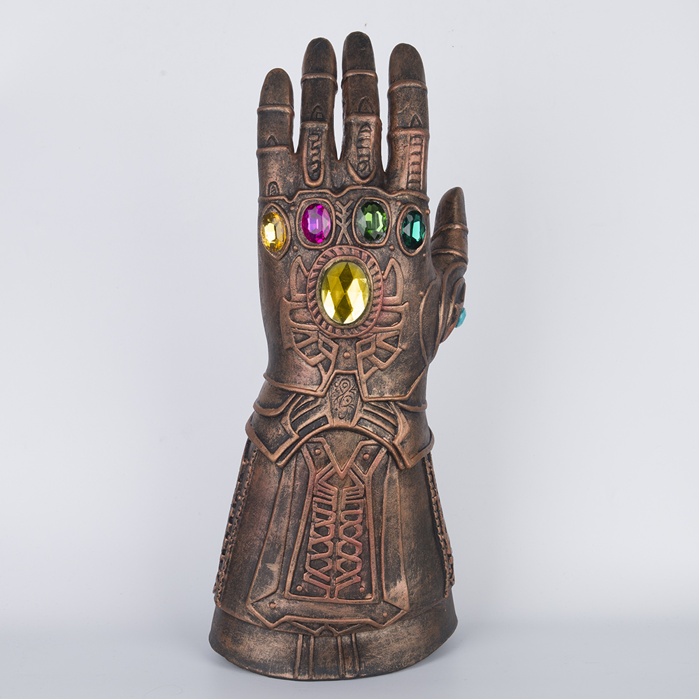 2018 Movie Avengers 3 Infinity War Thanos Cosplay Gloves